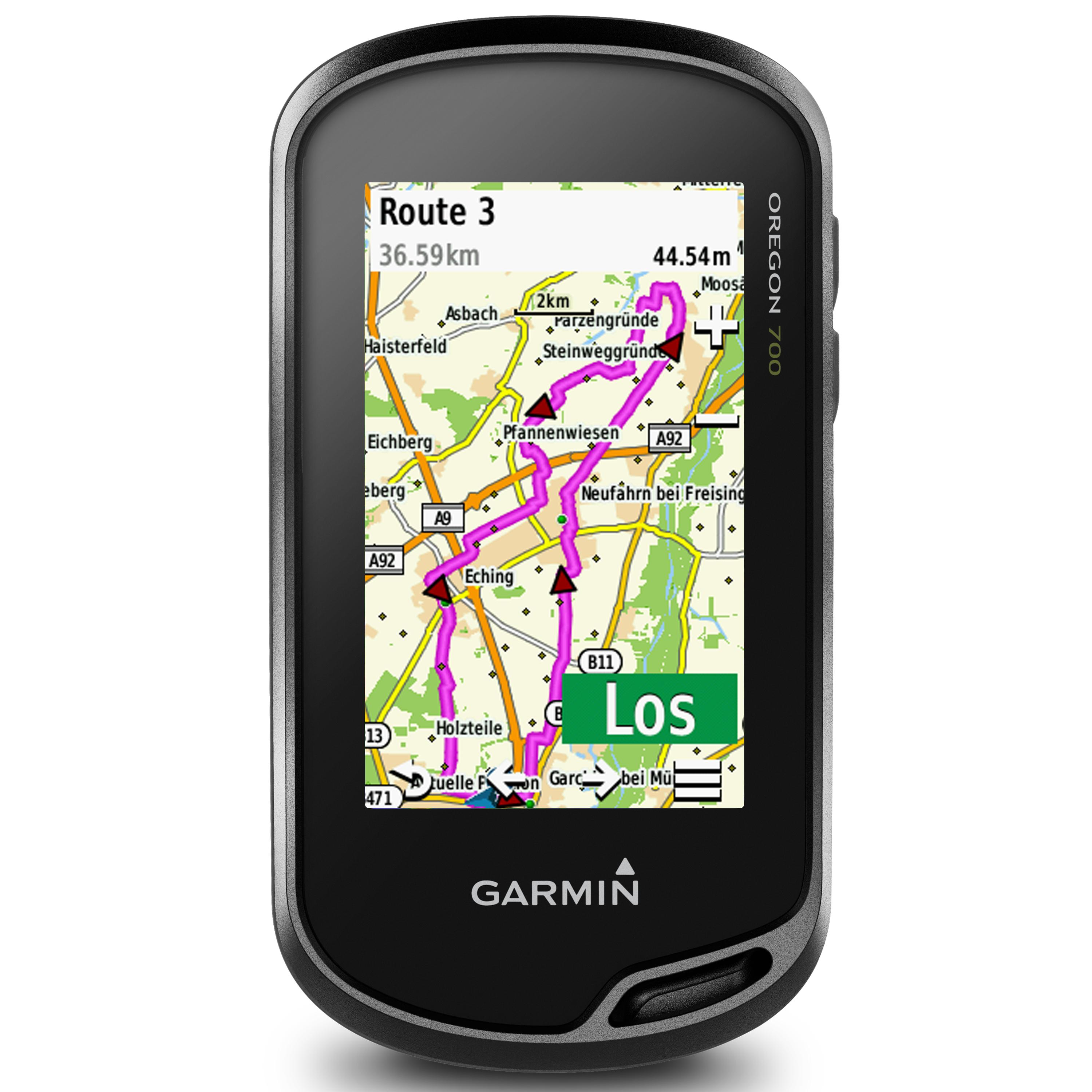 garmin oregon 700 gps handger t integriertes wlan. Black Bedroom Furniture Sets. Home Design Ideas
