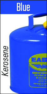 blue Eagle type 1 safety can