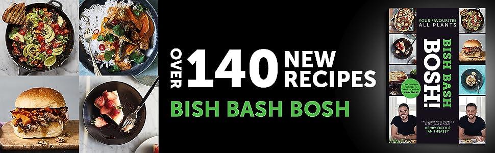 Bish Bash Bosh The Sunday Times Bestseller Amazoncouk