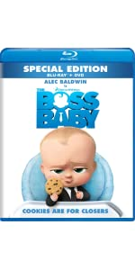 boss baby, dreamworks, animated, family, comedy, pixar, disney, blu-ray, 3d, 4k, movie, baldwin