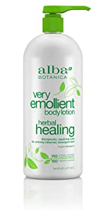 Very Emollient Herbal Healing Body Lotion