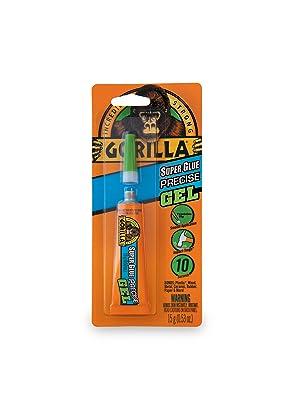 Gorilla Super Glue Precision Formula