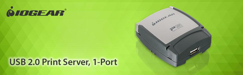IOGEAR, Print Server Sharing