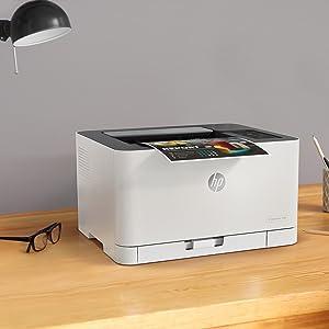 Impresora HP Color Laser 150a