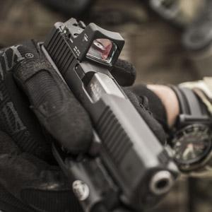 Trijicon RMR Type 2 Pistol Mounted Reflex Sight