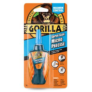 Gorilla Super Lijm Micro Precieze 5g