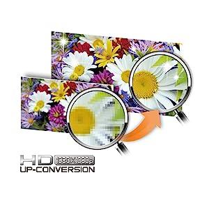 Panasonic DVD-S500 HD 1080p