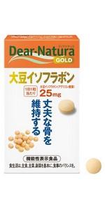 ディアナチュラゴールド 大豆イソフランボン 30粒 (30日分) [機能性表示食品]