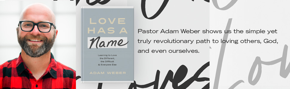 Love Has a Name, christian books