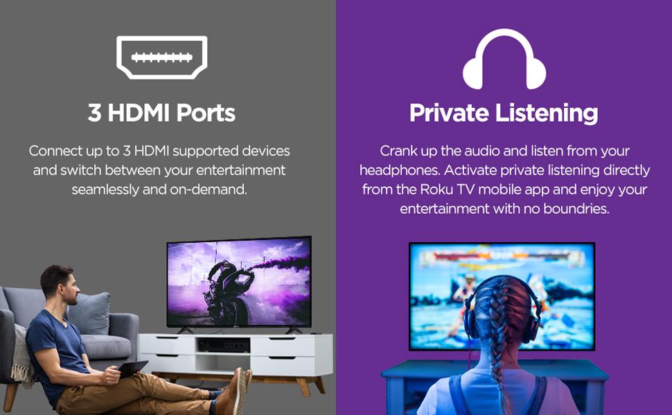 H4G Series, HDMI