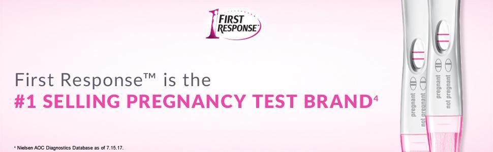 Amazon.com: First Response Prueba de embarazo de resultados ...
