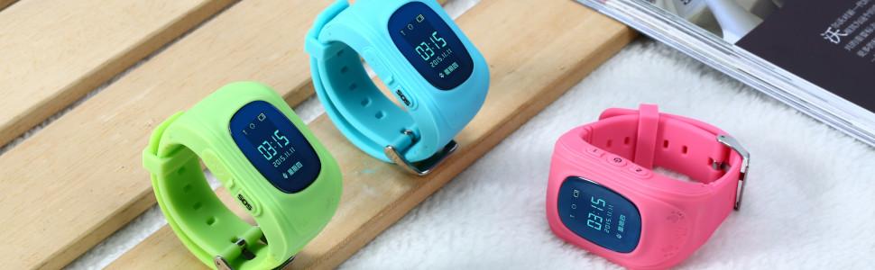 PRIXTON Watchii G100 - Smartwatch Reloj localizador para niños con ...