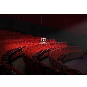Premium Heimkino mit Dolby Vision und Dolby Atmos