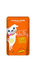 Tiki Dog Tummy Topper