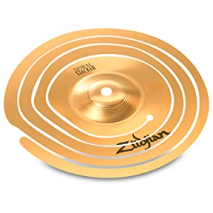 Zildjian, fx, 12, spiral stacker, cymbal, percussion, value, professional