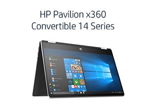 HP Pavilion x360 Convertible 14 Series