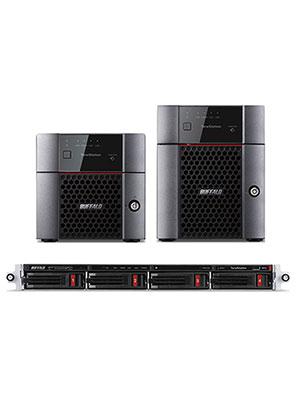 3210DN, 3410DN, 3410RN, 3010, TeraStation, NAS, array, storage, raid, drives, iSCSI, Cloud, Backup