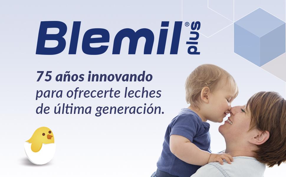Blemil Plus Forte 2 Leche de Continuación para Bebé: Amazon ...