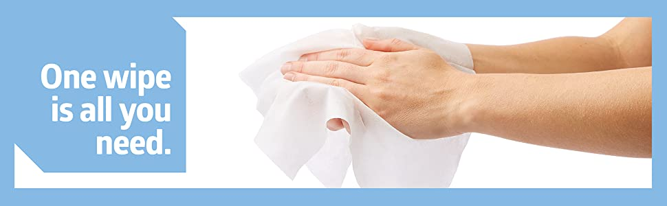 dry wipe wipes baby incontinence wet cotton