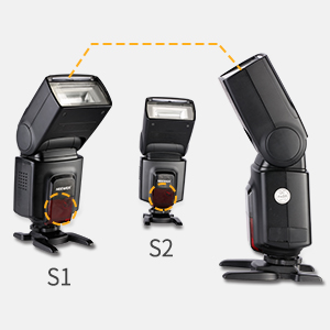 Neewer TT560 Flash Speedlite para Canon Nikon Sony Olympus ...