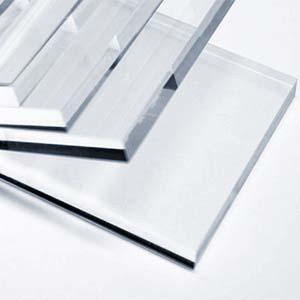 Mampara de Protección | Material Metacrilato | Transparente | Modelo Troya | 4-5 mm de Grosor | Buena Estabilidad | Automontable | Incluye Soportes de 4-8 mm |100 x 70 cm: Amazon.es: Oficina y papelería