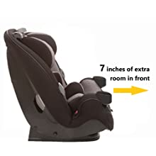 Safety 1st Grow And Go 3 In 1 Car Seat Sugar Plum Pop Amazon Ca Baby