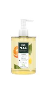N.A.E. Naturale Antica Erboristeria Savon Liquide Mains Revitalisant