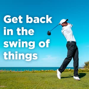get back in the swing of things