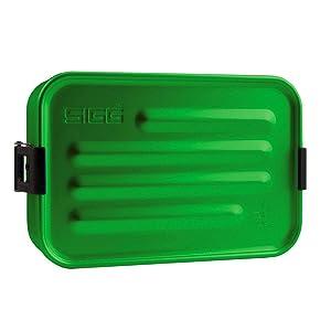 SIGG Plus Green S - Caja de almacenaje: Amazon.es: Deportes y aire libre