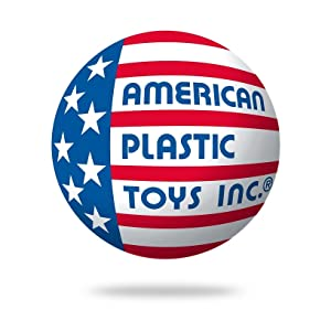 American Plastic Toys Kids Made in USA