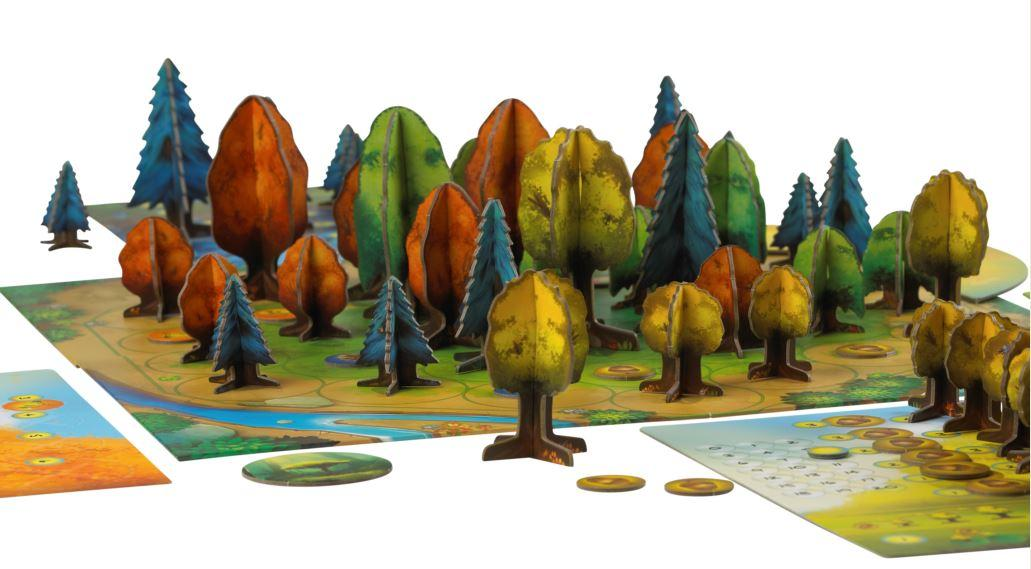 The Evergreen Strategy Game
