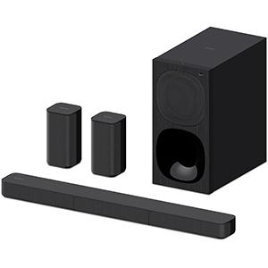 Surround Sound , 5.1ch surround sound, subwoofer, cinematic sound