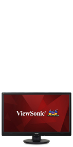 "16:9-5 ms va2746mhled Viewsonic VA2746MH-LED 27/"" WLED LCD Monitor"