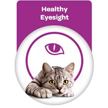 Healthy eyesight for my cat