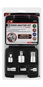 Wilmar; Performance Tool; Adapter; Socket; Extension; Wobble; Flex; Tools; Mechanic; Automotive;