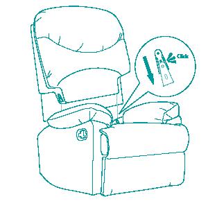 Belleze Black Leather Recliner Chair Padded Seat Armrest w/Footrest, Black