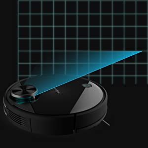 Cecotec Robot Aspirador Conga Serie 3690 Absolute. 2700 Pa, Gestión y Edición de Habitaciones, App con hasta 5 Mapas, Aspira, Barre, Friega y Pasa la Mopa, Alexa y Google Home, apto para