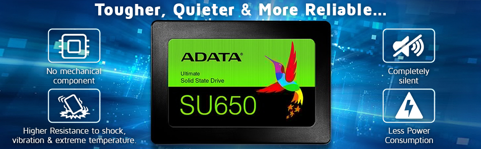 Ultimate SU650240GB 3D NAND SPN-FOR1