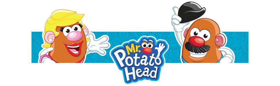 Playskool, mr potato head, potato head