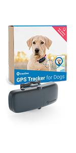 ... Tractive GPS Perro rastreador gps dispositivo gps resistente al agua ...