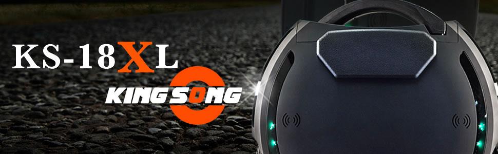 Kingsong Ks-18xl◁: El REY de los Monociclos Eléctricos KS