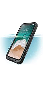 iPhone X Case, iPhone X Waterproof