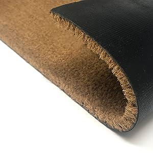 coir doormat anti slip