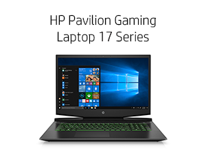 HP Pavilion Gaming Laptop 17 Series