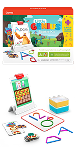 Little Genius Starter Kit + Early Math Adventure for iPad