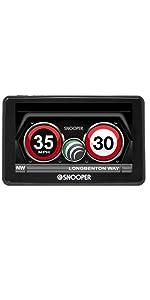 Snooper My Speed Xl Armaturenbrett Einbau Videogeräte Schwarz Navigation