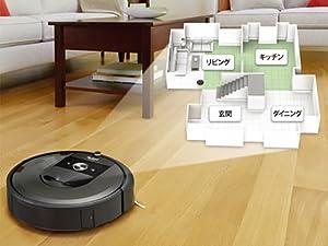 ルンバi7+,ルンバ,roomba,ロボット掃除機,掃除機,自動充電
