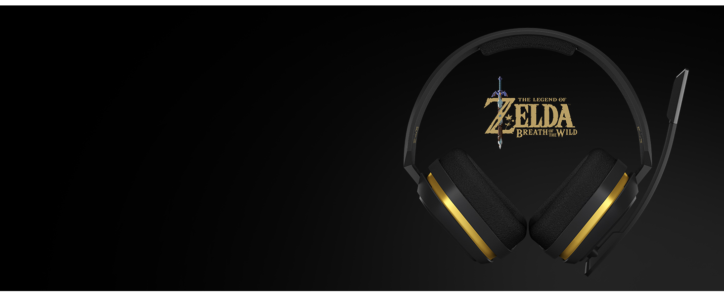 ASTRO Gaming The Legend of Zelda: Breath of The Wild A10 Headset ...