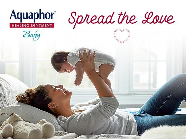 Aquaphor Baby, spread the love, gift set