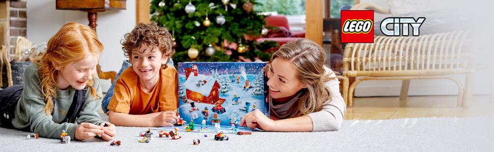 60235 LEGO City Advent Calendar